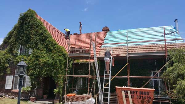 Roof Replacement Adelaide